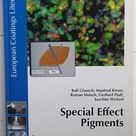 NEW  Special Effects Pigments edited by Ulrich Zorll 1998   Etsy