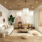 JAPANDI living room/bedroom