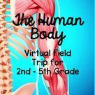 Virtual Field Trip through the Human Body – Google Slides & Seesaw
