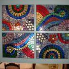 Mosaic Glass