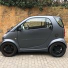 Smart Fortwo Color Gris Mate
