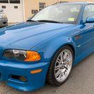 2001 BMW M3 Convertible 6 Speed