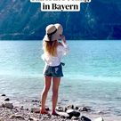 Karibik-Feeling  in Bayern-Walchensee!Tipps auf placesdelight.com