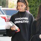 Selena Gomez Choose Empathy Sweatshirt
