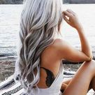24 Stunning Silver Hair Looks to Rock