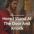 What Revelation 3:20 REALLY Means (Behold, I stand at the door and knock)