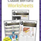Claude Bernard Facts & Worksheets