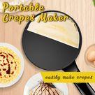 Automatic Portable Crepe Maker - UK