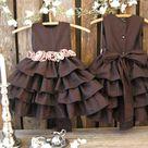 Chocolate Brown Wedding