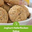 Joghurt-Haferflocken-Kekse-Rezept