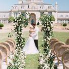 Romantic Styled Wedding Shoot at the Olana