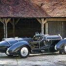 1937 Bentley Torpedo Roadster