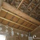 Autoconstruction : isolation des combles en panneaux de fibre de bois
