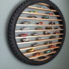 ORIGINAL 16 Cool Wheels Car Display Wall Art  signed by | Etsy