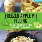 Apple Pie Filling Recipe
