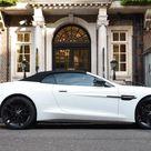 Aston Martin Vanquish volante Carbon white Edition (2015-? Model)