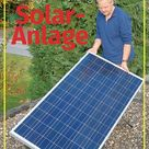Grundwissen Solartechnik    selbst.de