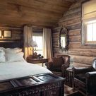 White Rustic Bedroom