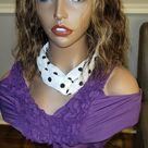 ALEXA   Wavy Bob Lace Wig   Blonde Highlights