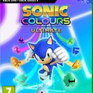 Sonic Colours Ultimate Xbox One & Xbox Series X Game