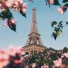Paris Eiffel Tower Diamond Painting - 30x40cm Square Dril
