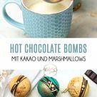 Hot Chocolate Bombs - KüchenDeern