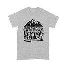 I got mountain air running through my veins-01 - Standard T-shirt - XL / Heather Grey