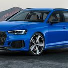 2018 Audi RS4 Avant Has 450 Horses, Does 0 100km/h In 4.1Sec   Carscoops