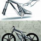 Audi's Crazy Fast Trick Bike   Core77