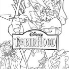 Robin Hood Coloring Pages - Best Coloring Pages For Kids