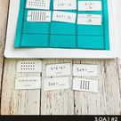 Interactive Math Notebook using Math Sorts