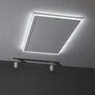 Infrarot-Deckenheizung mit LED-Licht