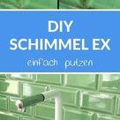 Hausmittel gegen Schimmel: Dieses Spray beseitigt den Pilz von der Wand.