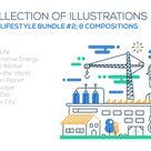 Lifestyle Illustrations