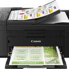 Canon - PIXMA TR4720 Wireless All-In-One Inkjet Printer - Black