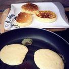 Dicke Pancakes | saftig und fluffig