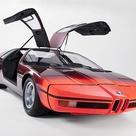 1972 BMW Turbo Concept Car
