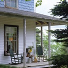 Farmhouse Front Porches