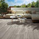 Terrassenplatten in Holzoptik Nordic Maple