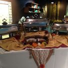 Wedding Buffet Displays