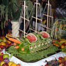 Watermelon Pirate Ships