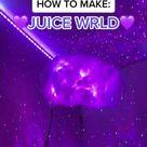 Juice Wrld LED lights!