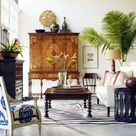 40 British Colonial Decoration Ideas - Bored Art
