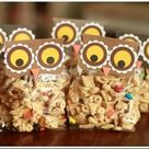 Owl Snacks