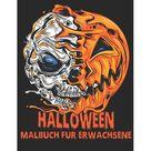 Halloween Malbuch fr Erwachsene : Herbst Ein malvorlagen fr Erwachsene zur Entspannung (Paperback)