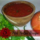 Hot Salsa Recipes