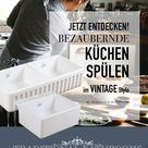 Vintage Küchenspülen