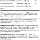 Liquid Vitamin D3, Tropical Cherry