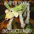 Moose Baby Shower
