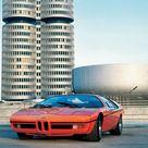 Top 10 Coolest/Strangest/Funkiest BMW Concepts